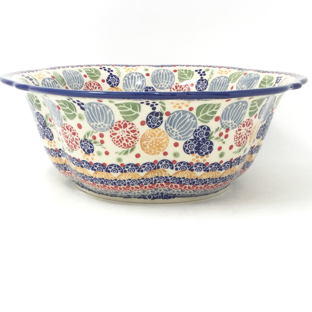 Md Retro Bowl in Modern Berries