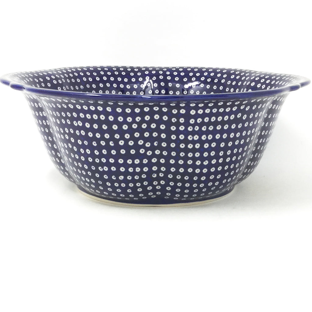 Md Retro Bowl in Blue Elegance