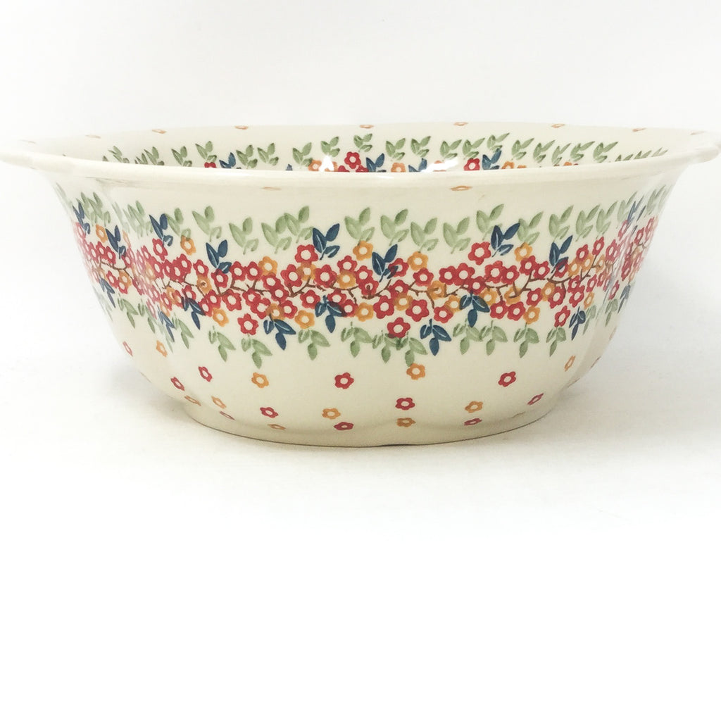 Md Retro Bowl in Tiny Flowers