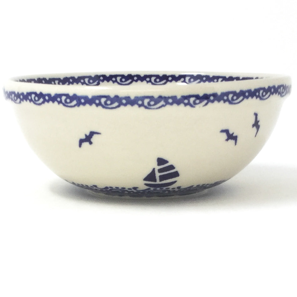 Dessert Bowl 12 oz in Sailboat