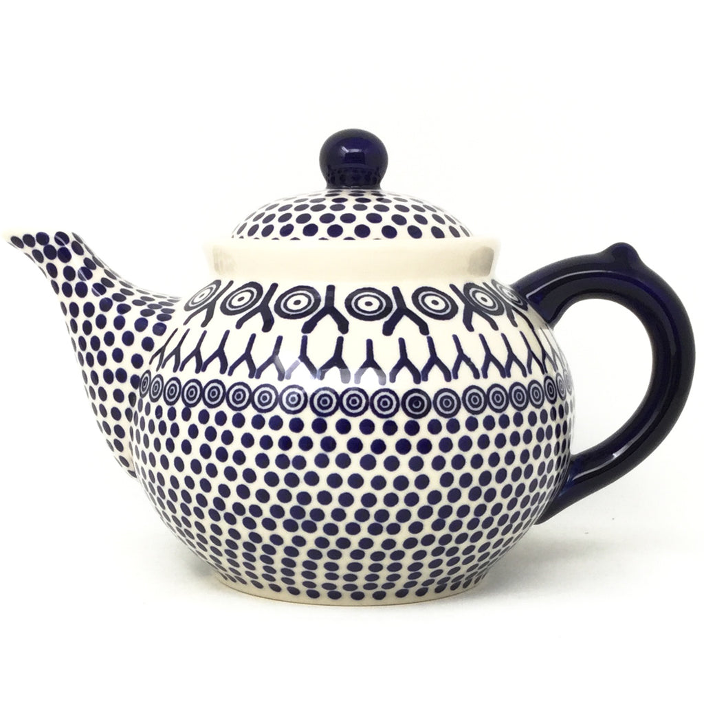 Afternoon Teapot 1.5 qt in Icelandic White