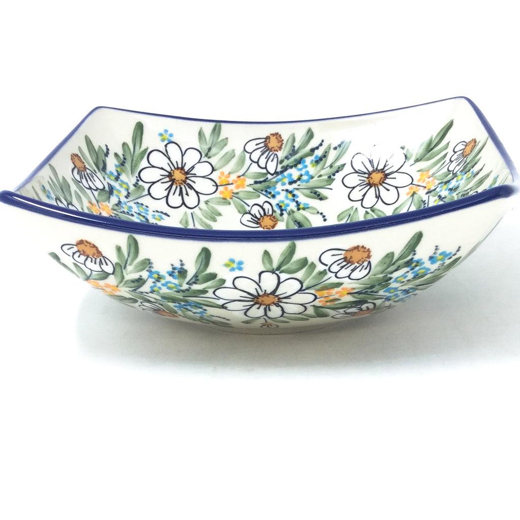 Sm Nut Bowl in Spectacular Daisy