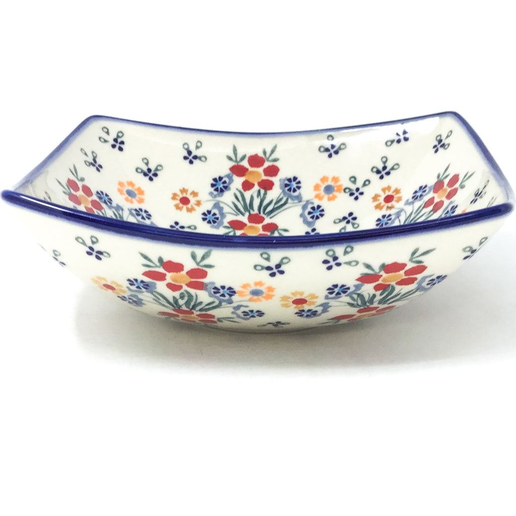 Sm Nut Bowl in Delicate Flowers