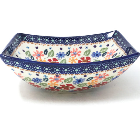 Sm Nut Bowl in Wild Flowers