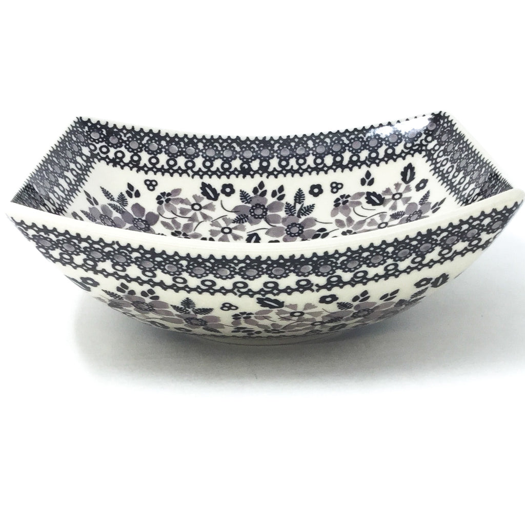 Sm Nut Bowl in Gray & Black