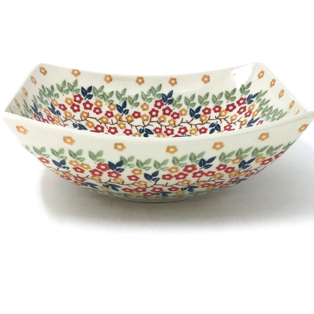 Sm Nut Bowl in Tiny Flowers