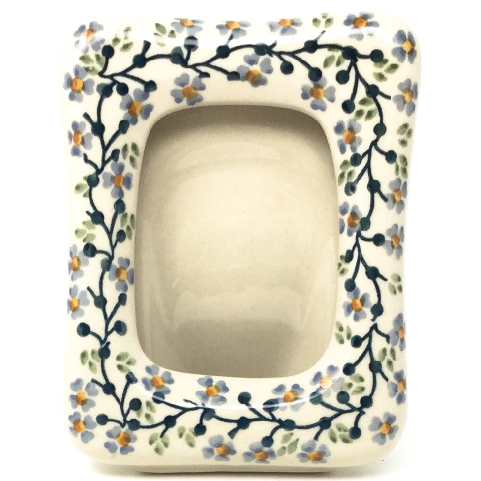 Picture Frame-Miniature in Blue Meadow
