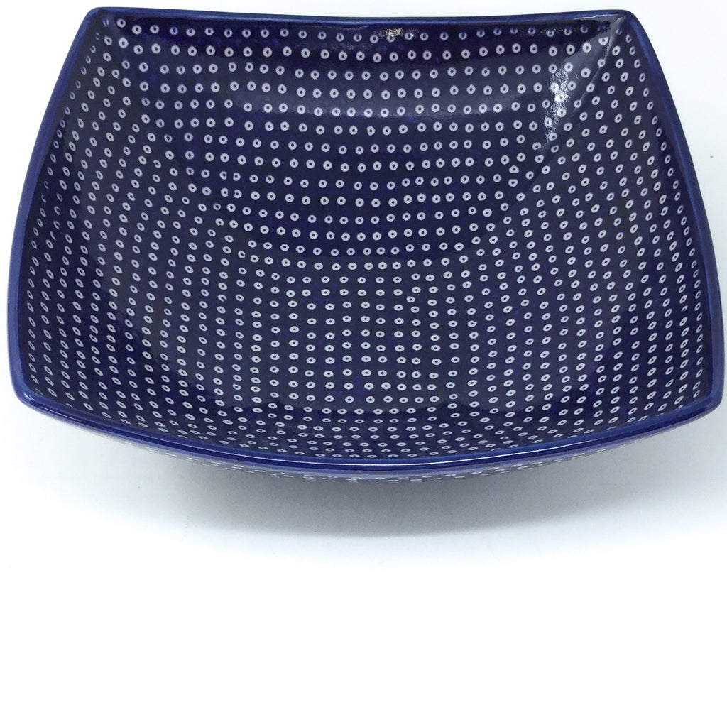 Lg Nut Bowl in Blue Elegance