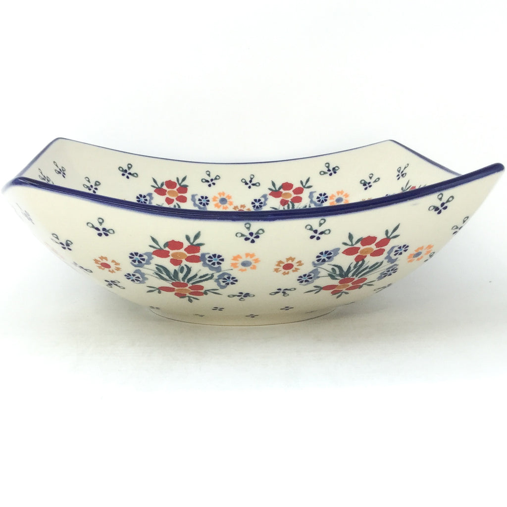 Lg Nut Bowl in Delicate Flowers