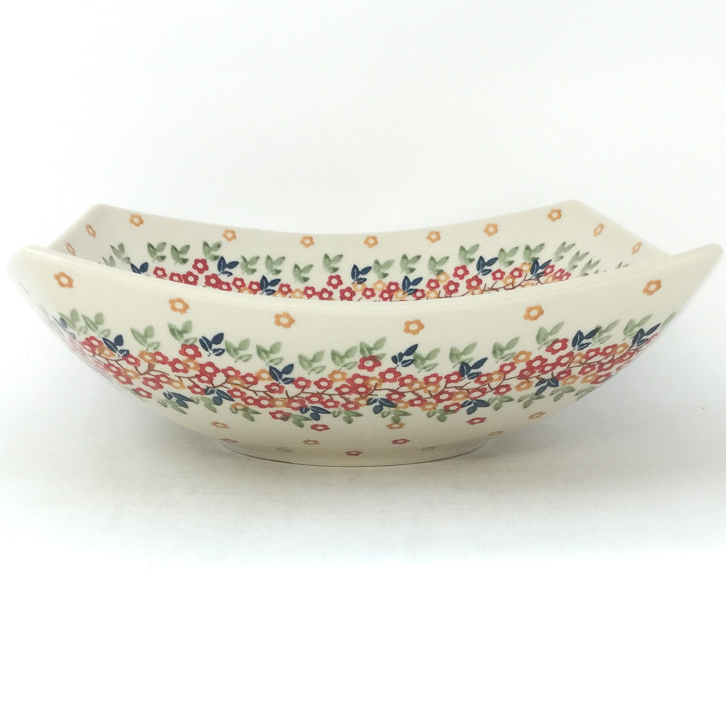 Lg Nut Bowl in Tiny Flowers