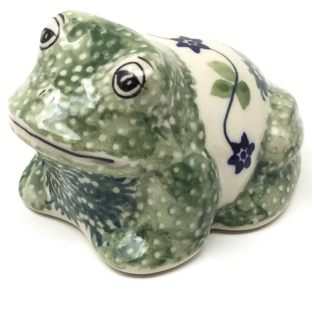Sm Garden Frog-Miniature in Spring Valley
