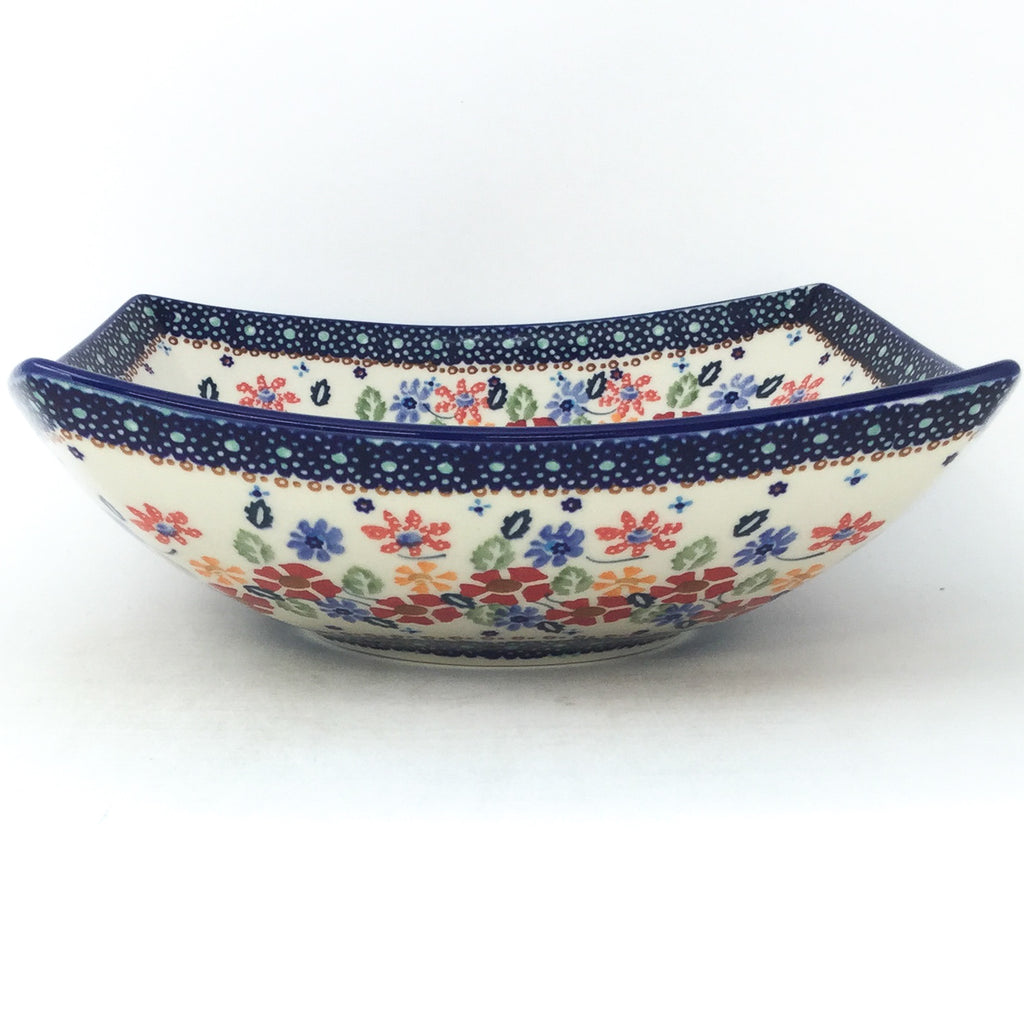 Lg Nut Bowl in Wild Flowers