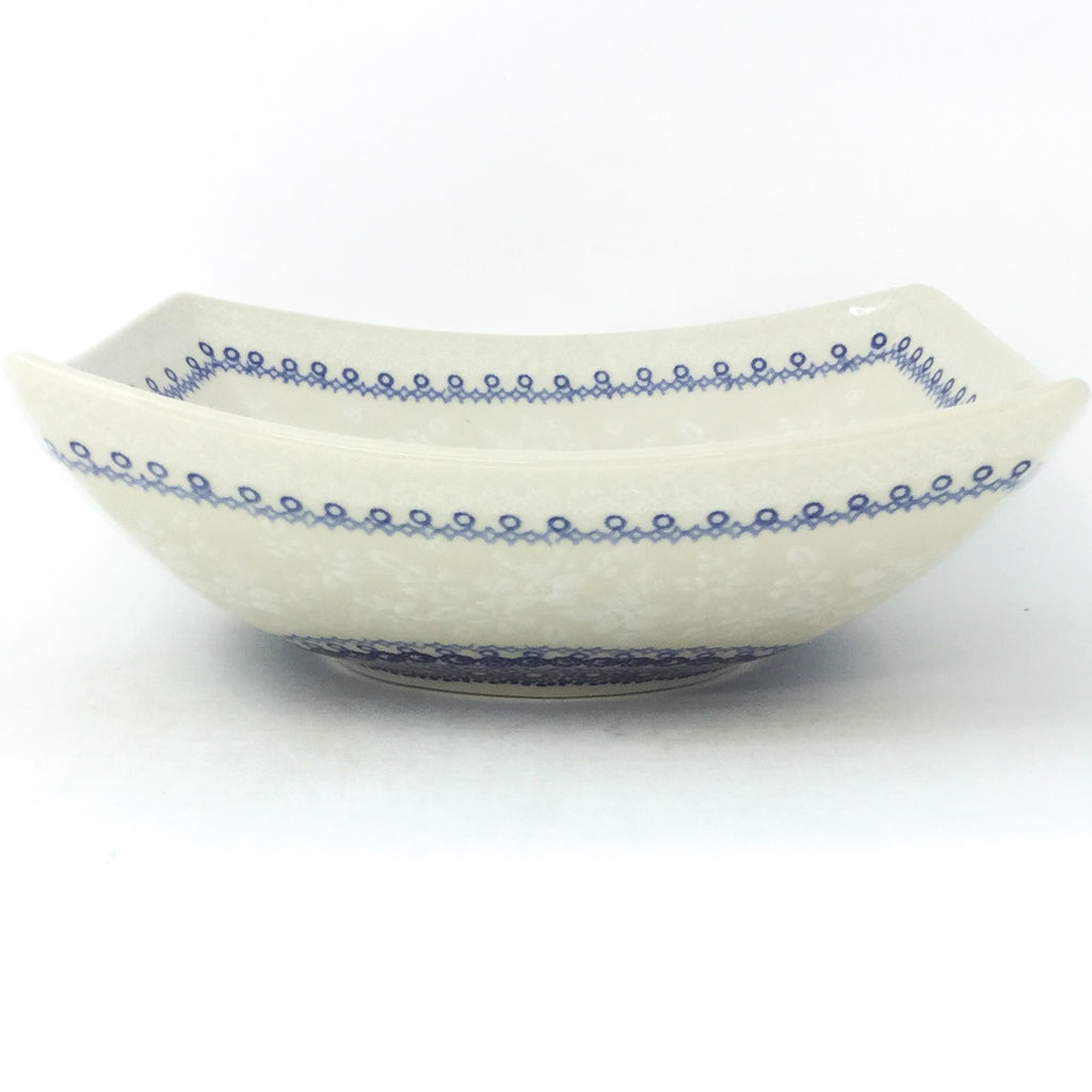 Lg Nut Bowl in Delicate Blue
