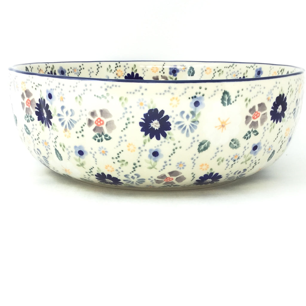 Family Shallow Bowl in Morning Breeze