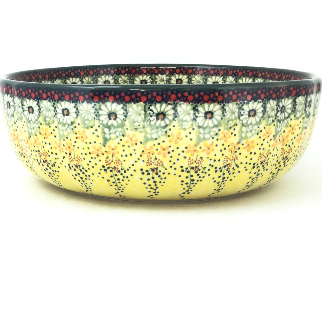 Family Shallow Bowl in Cottage Decor