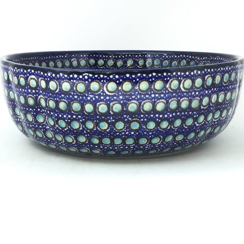 Shallow Bowl in Blue Moon