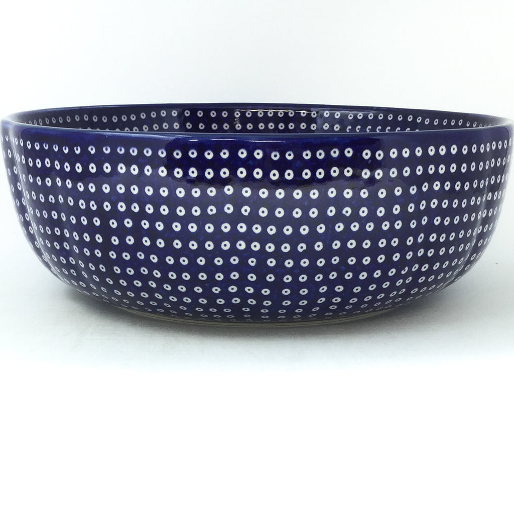 Family Shallow Bowl in Blue Elegance