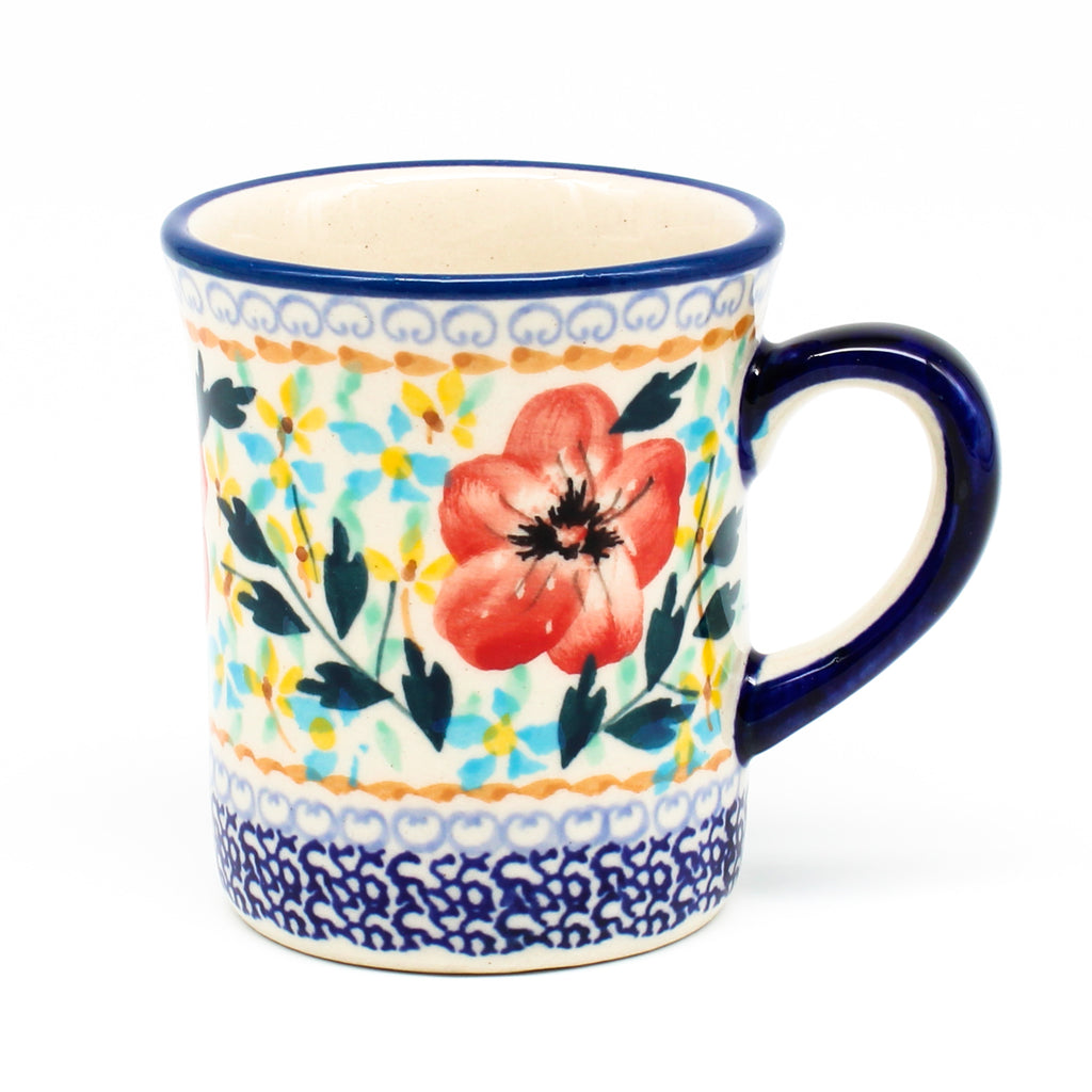 Family Shallow Bowl in Butterfly Field