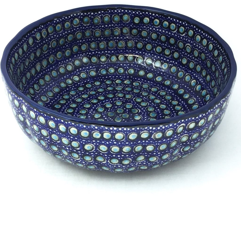 Family Shallow Bowl in Blue Moon