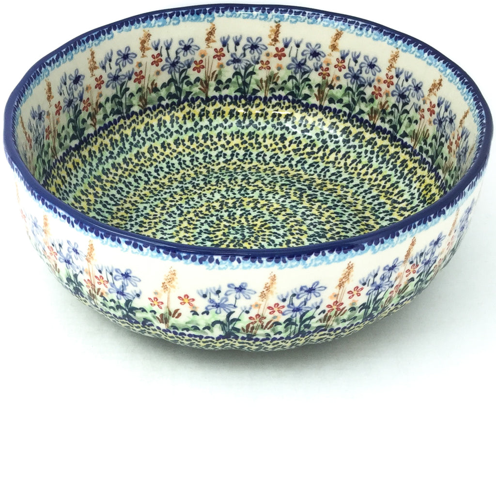 Family Shallow Bowl in Country Spring