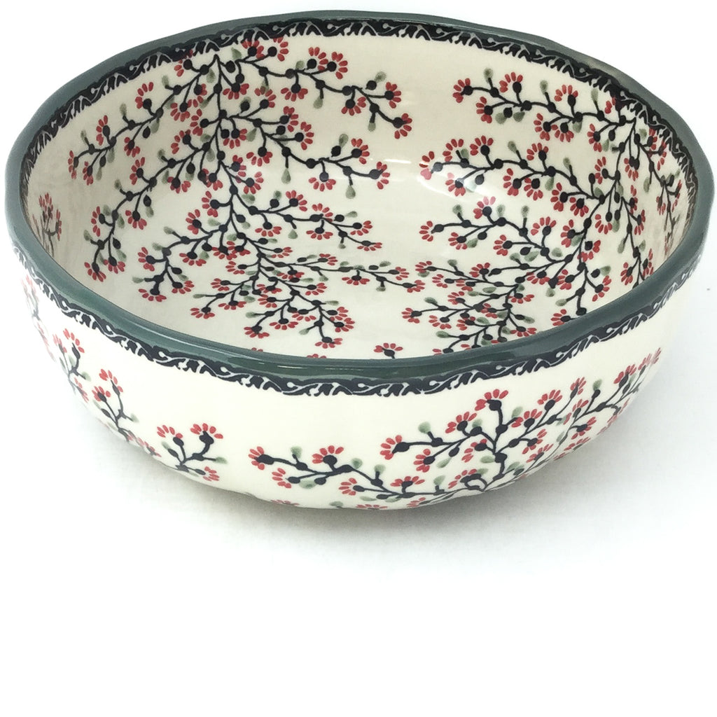 Family Shallow Bowl in Japanese Cherry