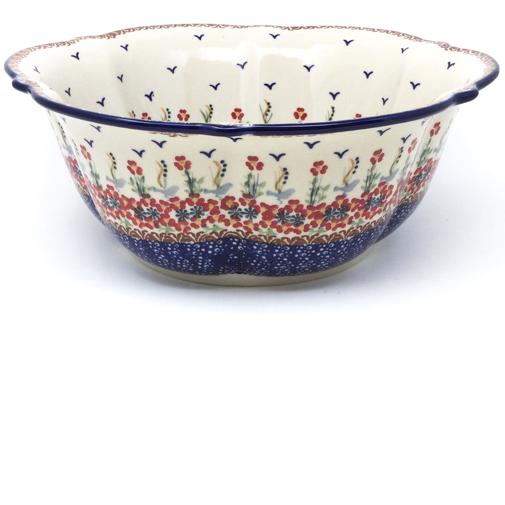 Lg Retro Bowl in Simply Beautiful