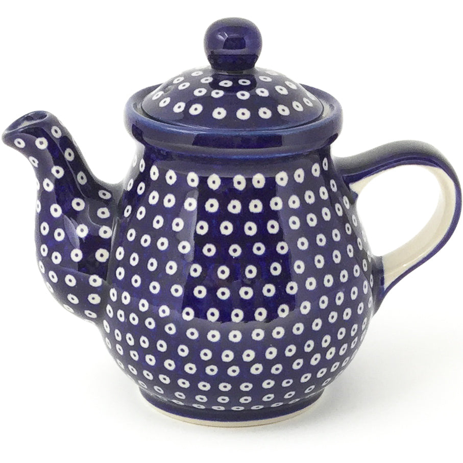 Night Time Teapot 12 oz in Blue Elegance