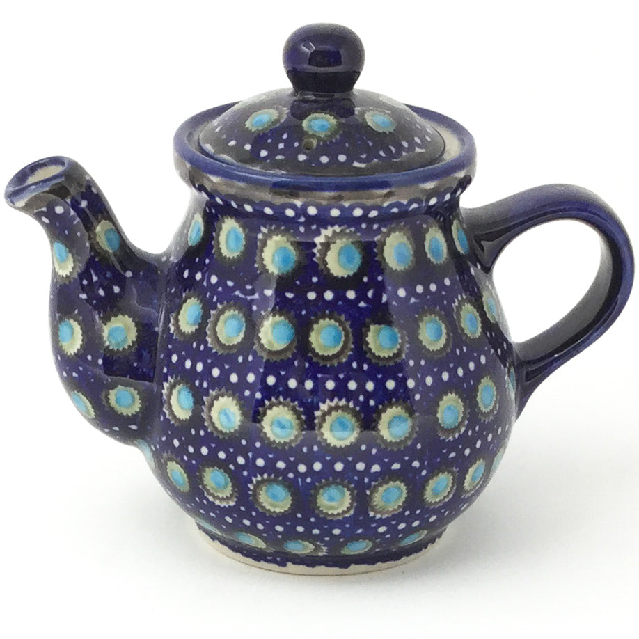 Night Time Teapot 12 oz in Blue Moon