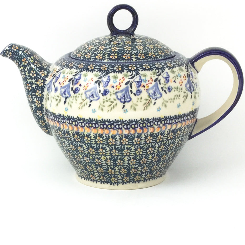 Victorian Teapot 1.75 qt in Autumn