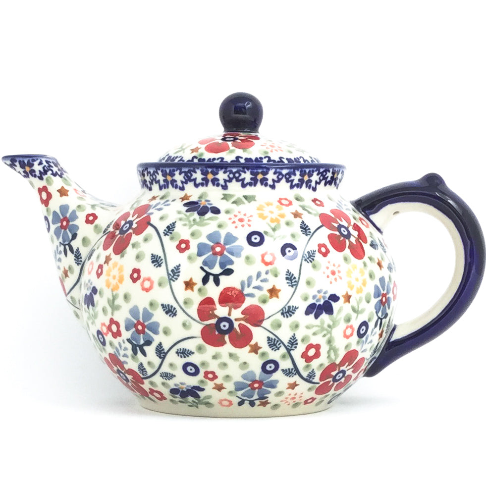 Afternoon Teapot 1.5 qt in Summer Arrangement