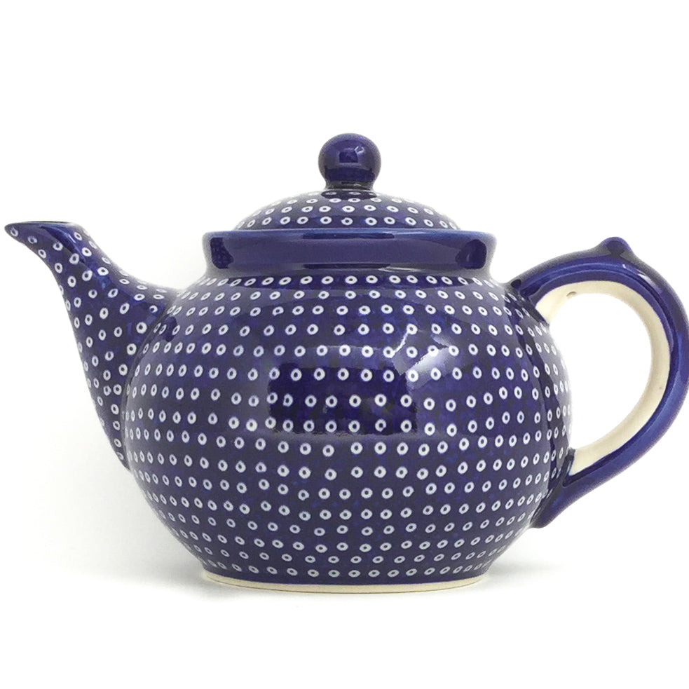 Afternoon Teapot 1.5 qt in Blue Elegance