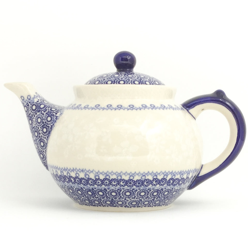 Afternoon Teapot 1.5 qt in Delicate Blue