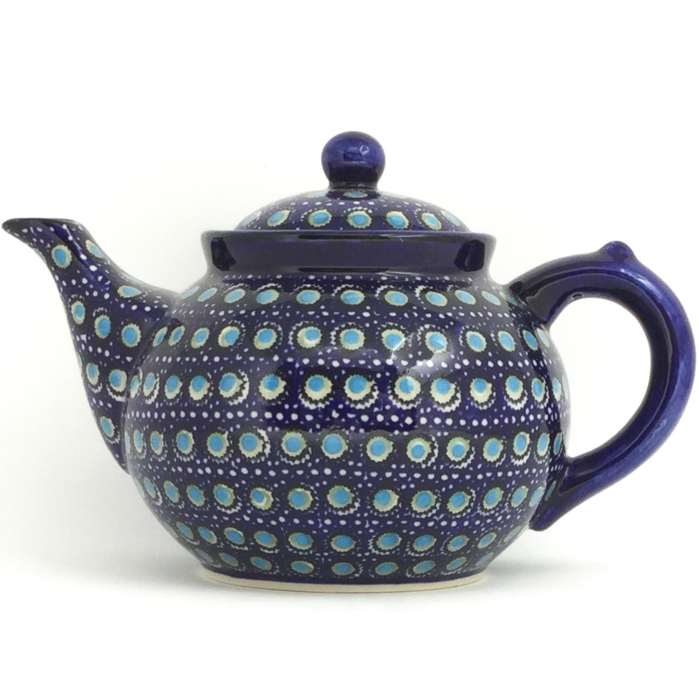Afternoon Teapot 1.5 qt in Blue Moon