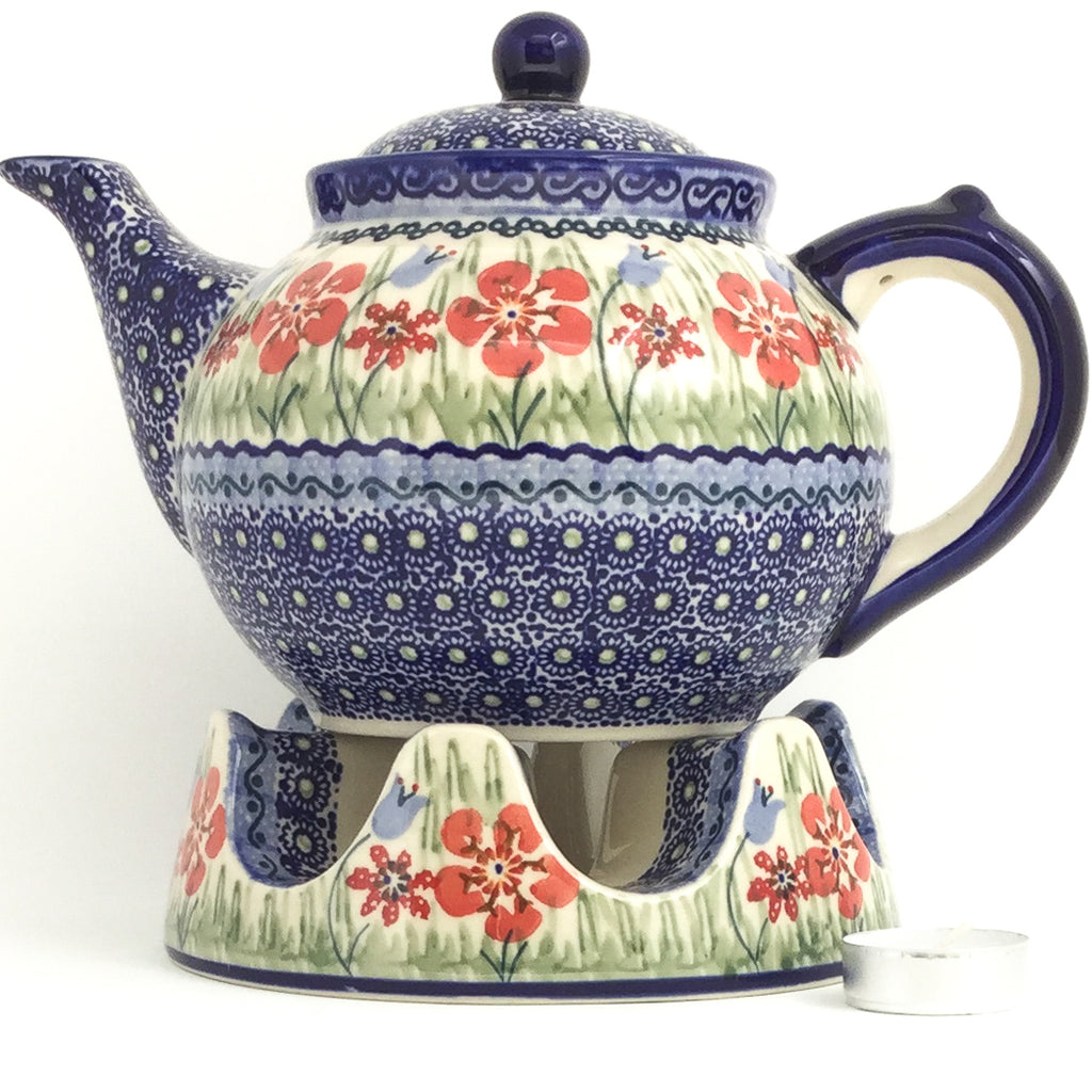 Afternoon Teapot 1.5 qt in Spring Meadow