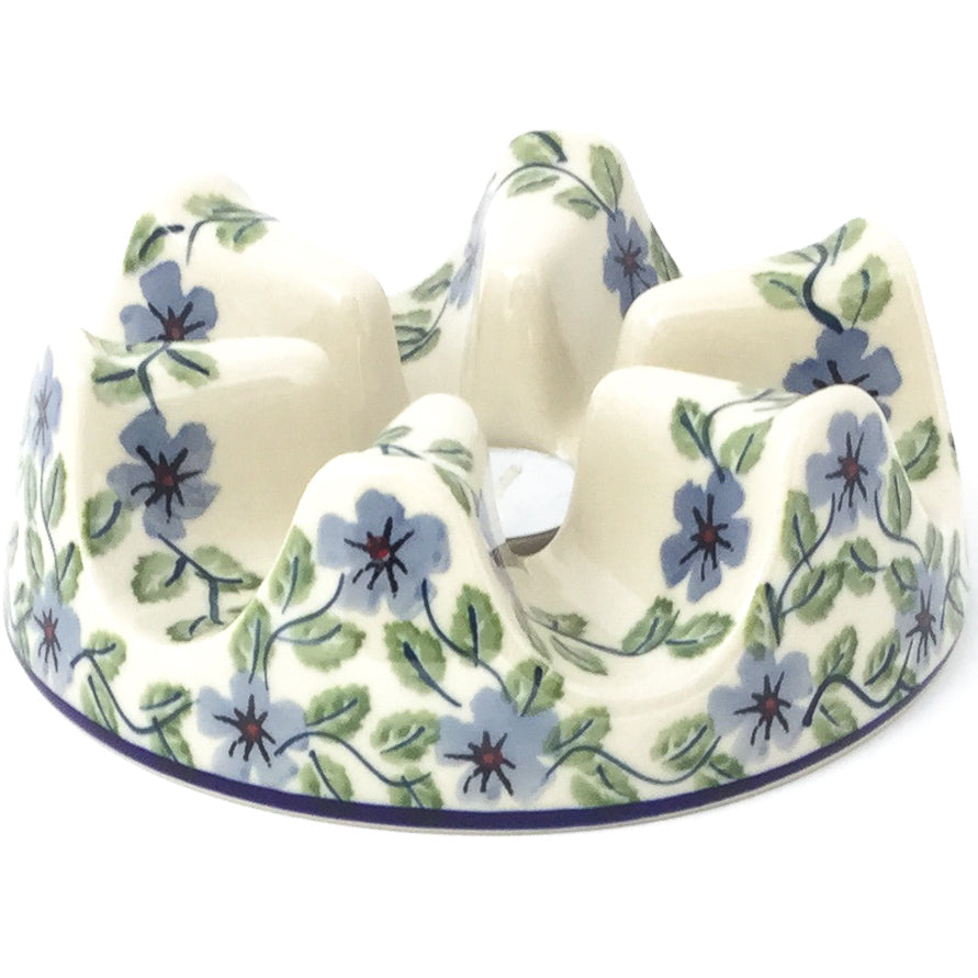 Teapot Warmer in Blue Clematis