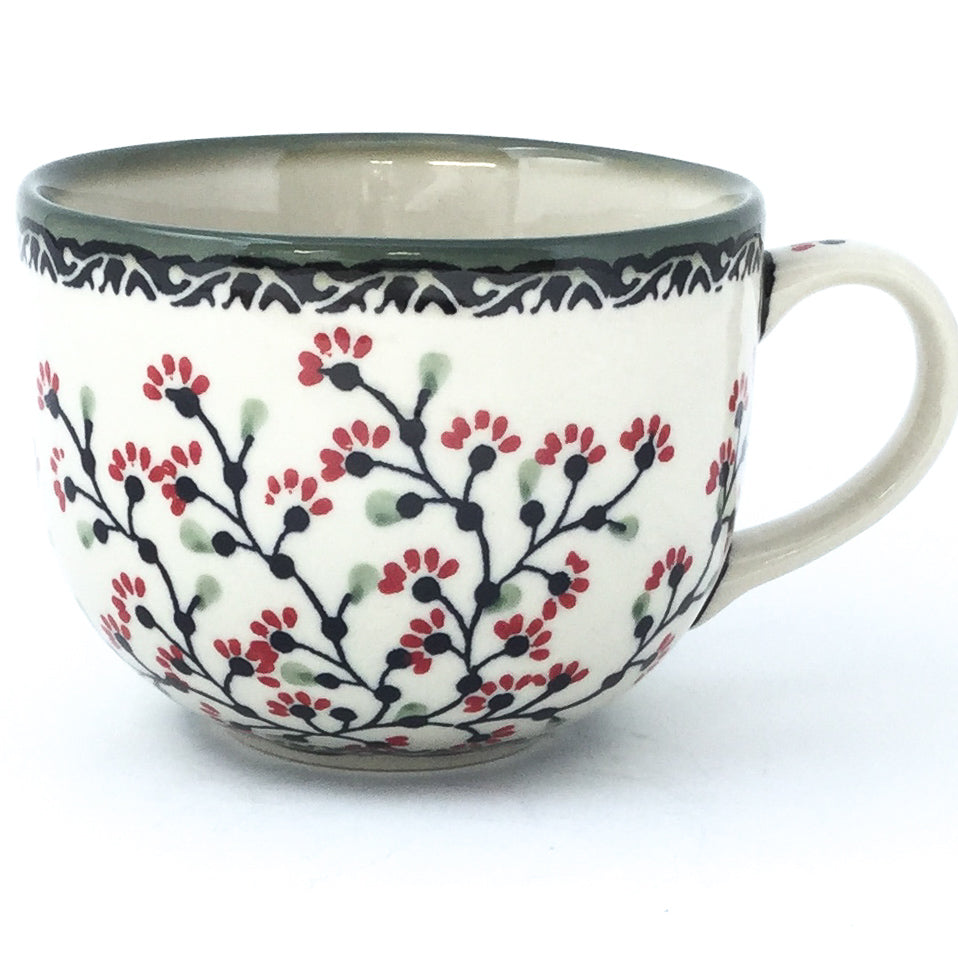 Latte Cup 16 oz in Japanese Cherry