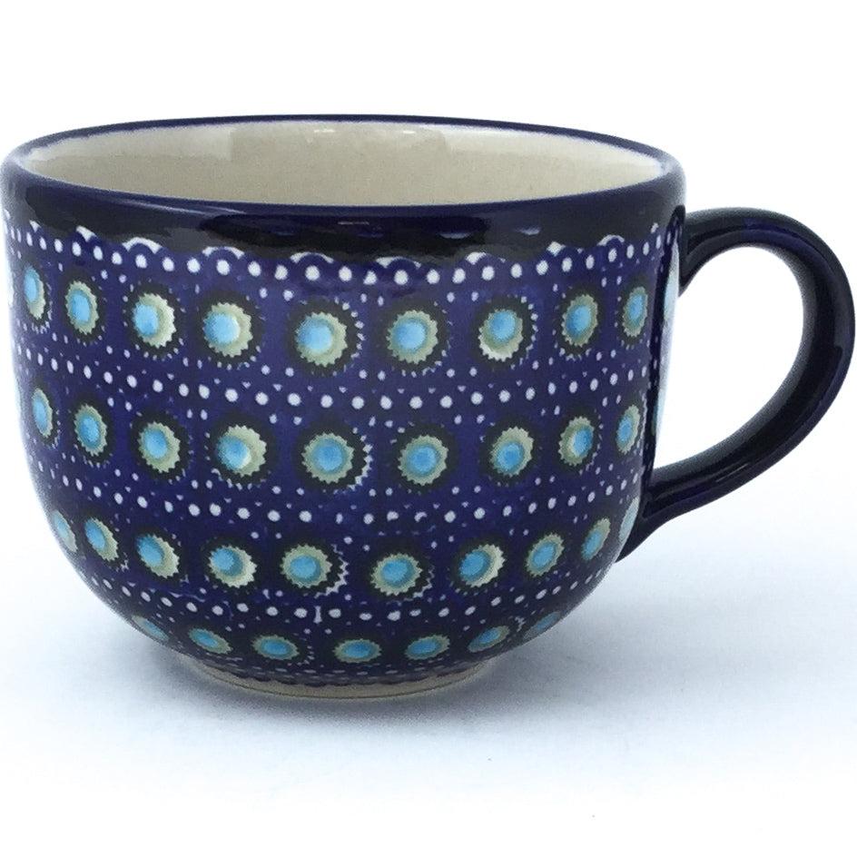 Latte Cup 16 oz in Blue Moon