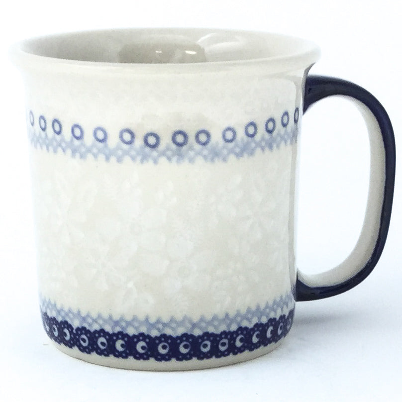 Straight Cup 12 oz in Delicate Blue