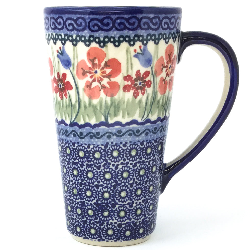 Tall Cup 12 oz in Spring Meadow