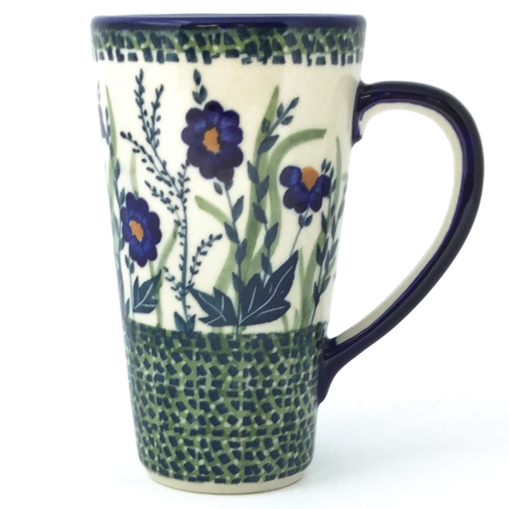 Tall Cup 12 oz in Wild Blue