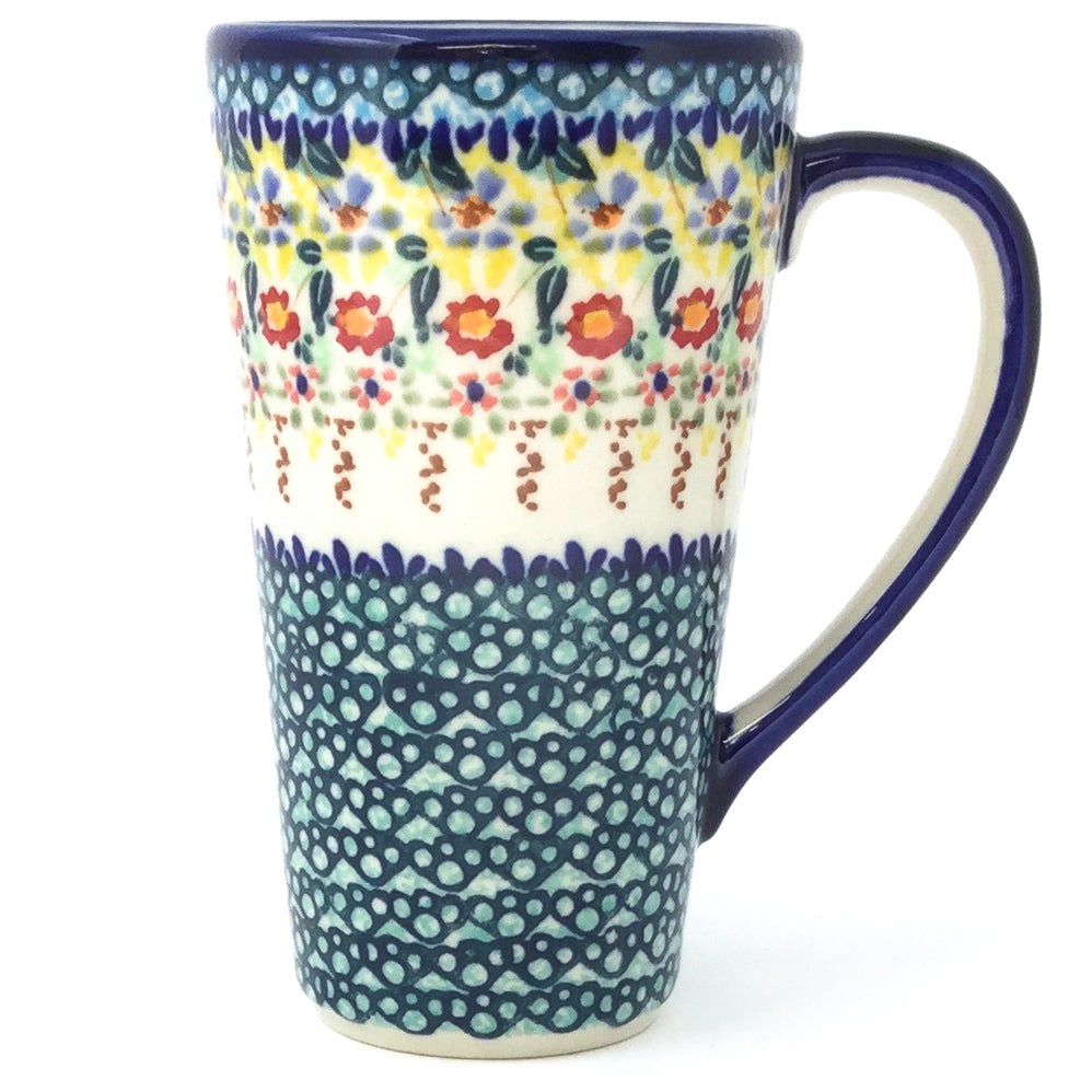 Tall Cup 12 oz in Country Fall