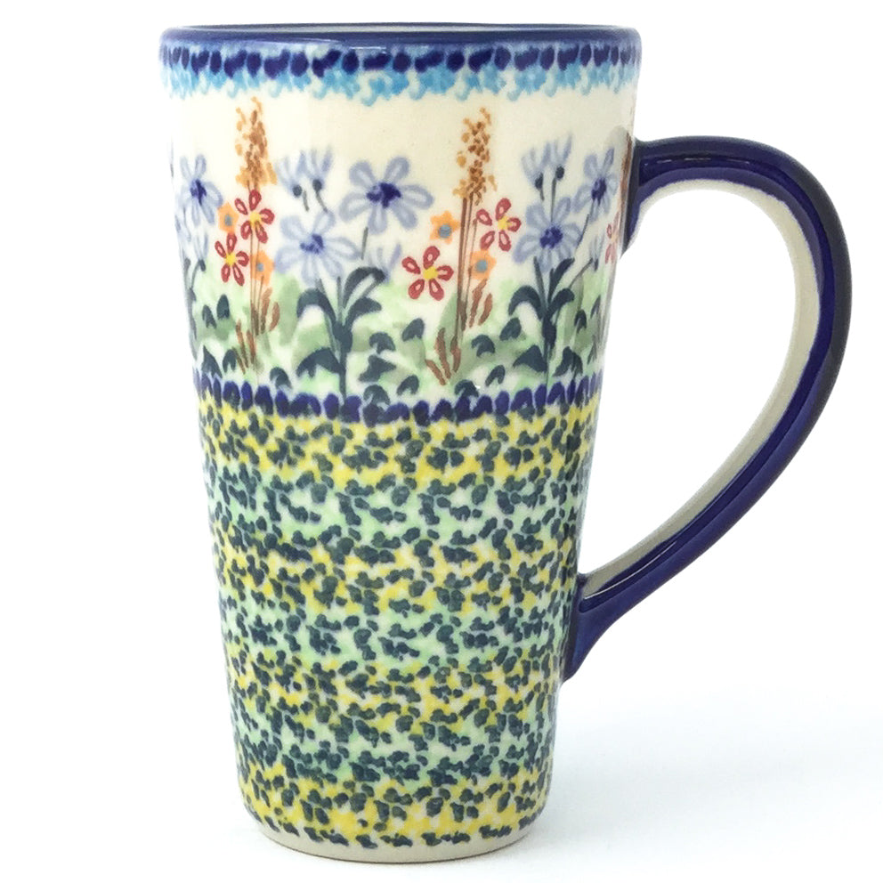 Tall Cup 12 oz in Country Spring