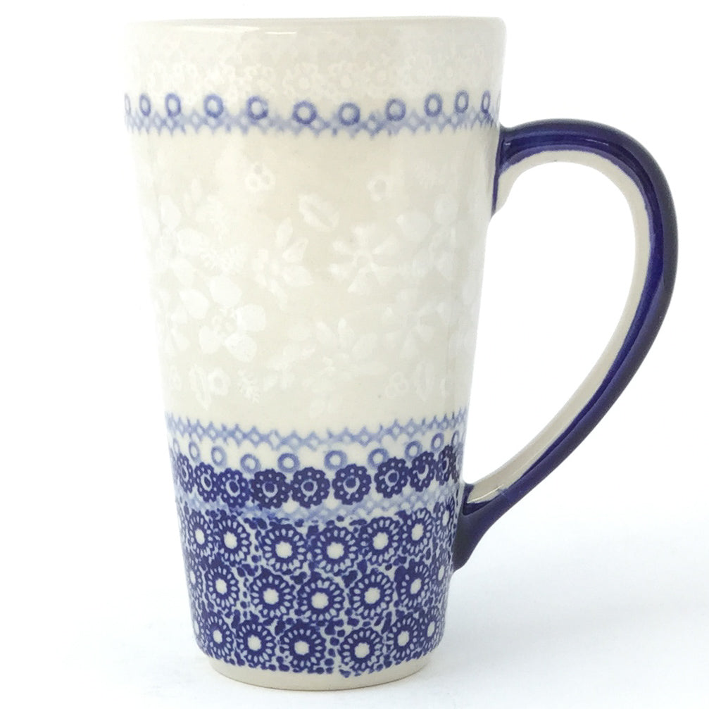 Tall Cup 12 oz in Delicate Blue