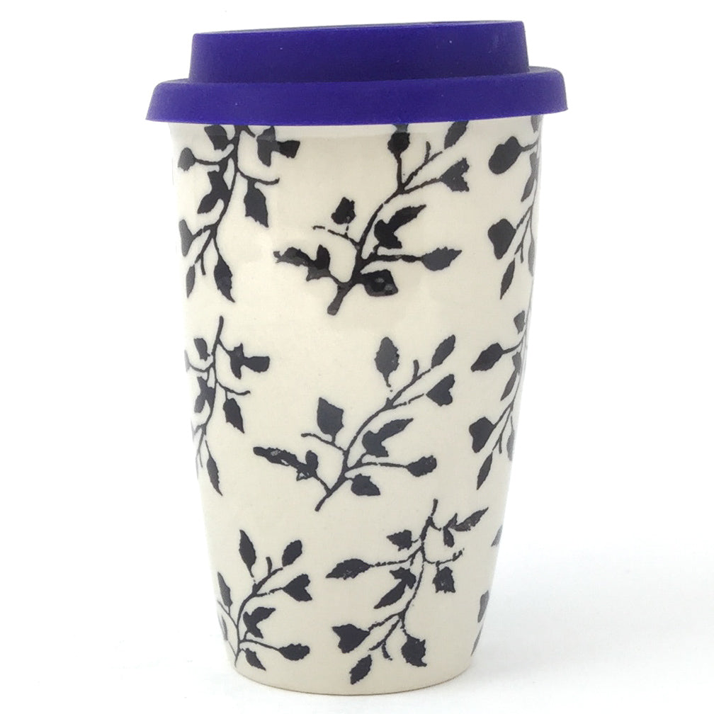 Travel Cup 14 oz in Simply Black