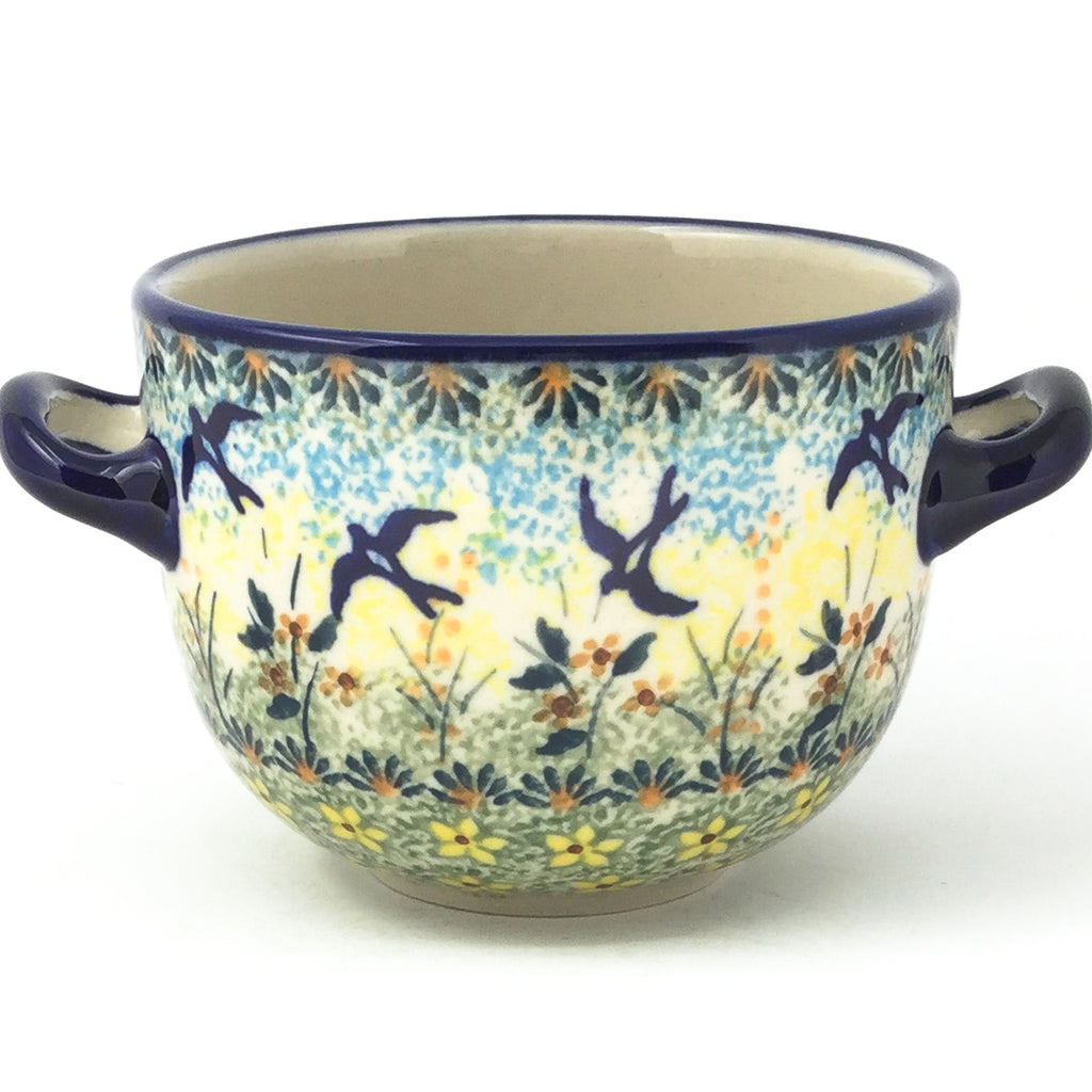 Bouillon Cup 16 oz in Birds