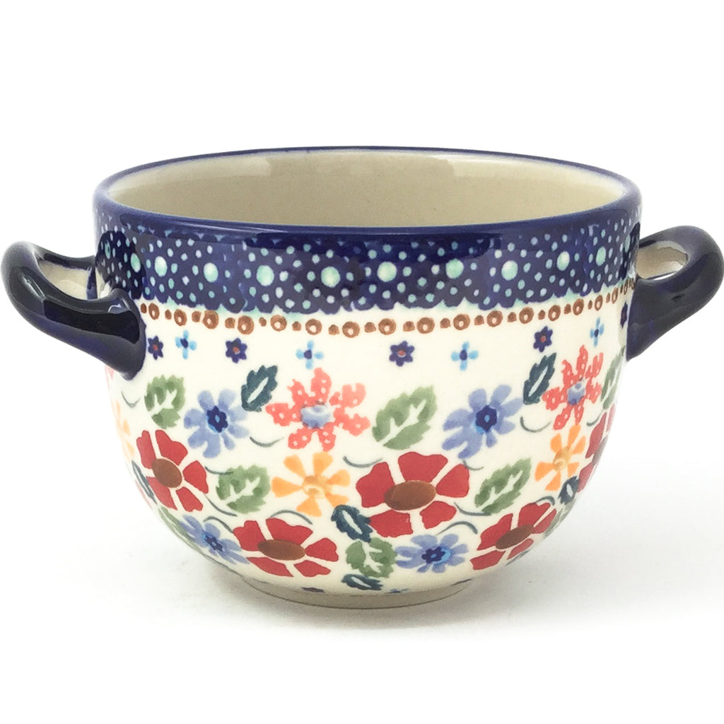 Bouillon Cup 16 oz in Wild Flowers