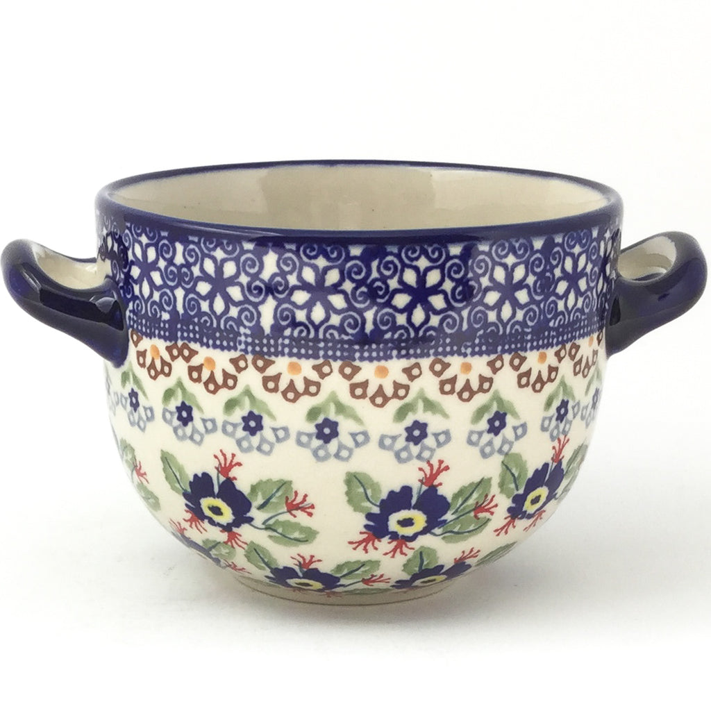 Bouillon Cup 16 oz in Forget-Me-Not