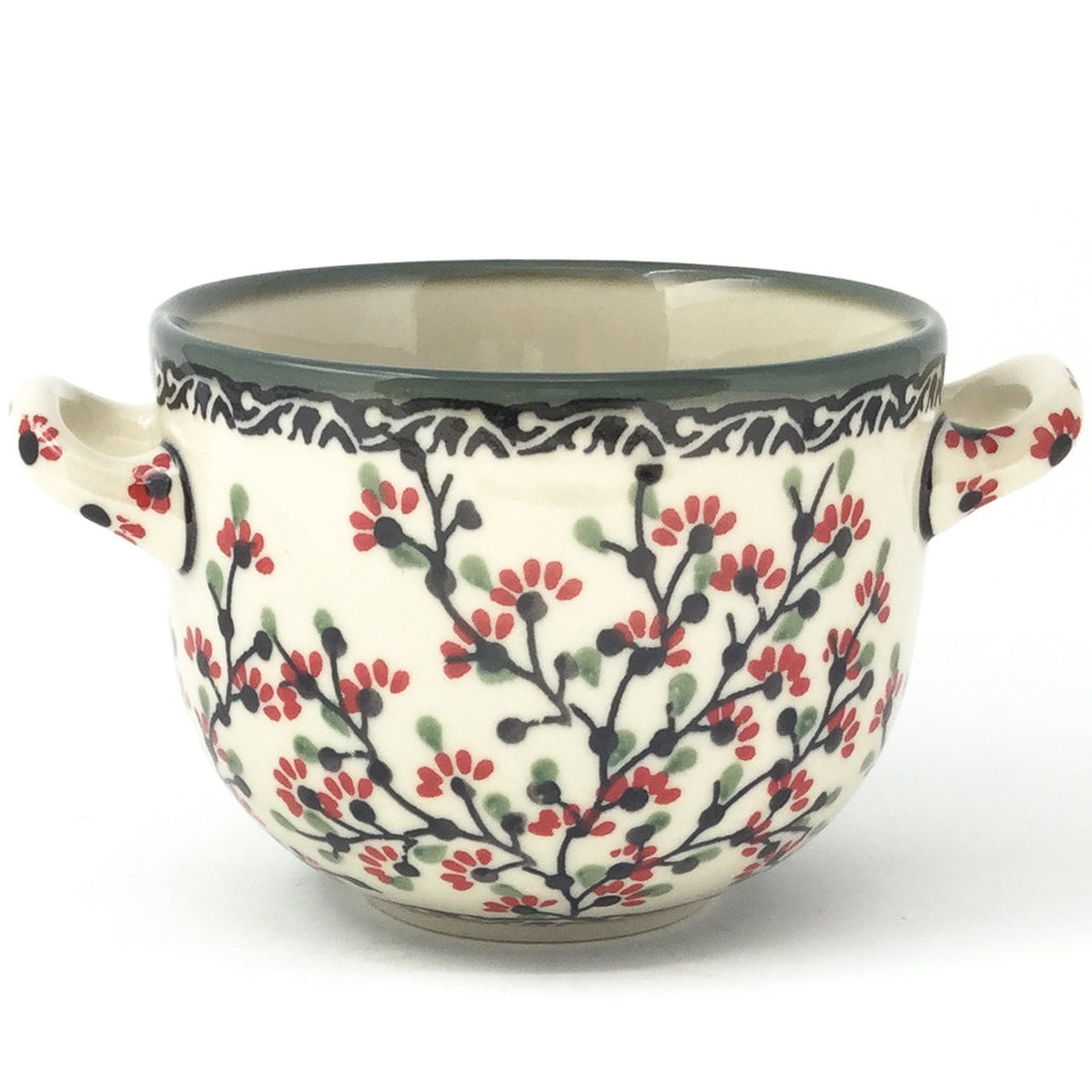 Bouillon Cup 16 oz in Japanese Cherry