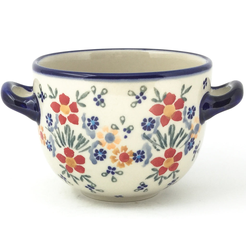 Bouillon Cup 16 oz in Delicate Flowers