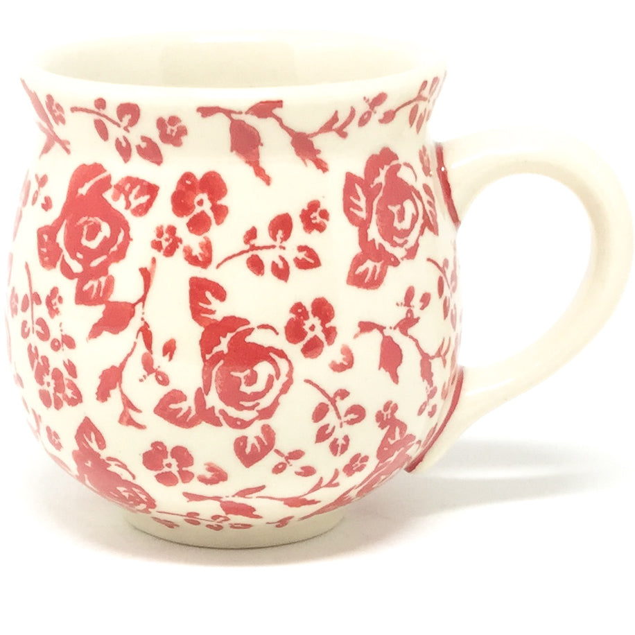 Lady's Cup 10.5 oz in Antique Red